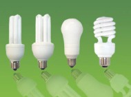 CFLs in Camp Phillips Homes